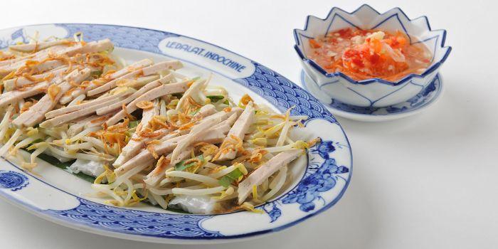 Thai Salad from Le Dalat in Upper Sukhumvit, Bangkok
