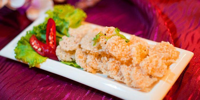 Thai Rice Crackers from Rattana Thai Restaurant in Tanjong Pagar, Singapore