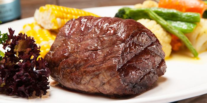Bife de Lomo (Tenderloin), Pampas Argentinian Steak House, Soho, Hong Kong