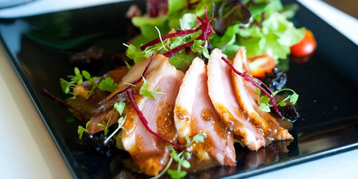 Grilled Duck Breast from Thien Duong in Dusit Thani Bangkok in Silom, Bangkok