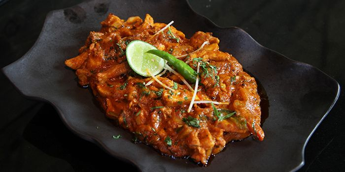 Paneer Khurchan from Charcoal Tandoor Grill & Mixology in Lower Sukhumvit, Bangkok