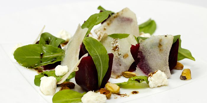 Smoked Beetroot Salad from Hamilton