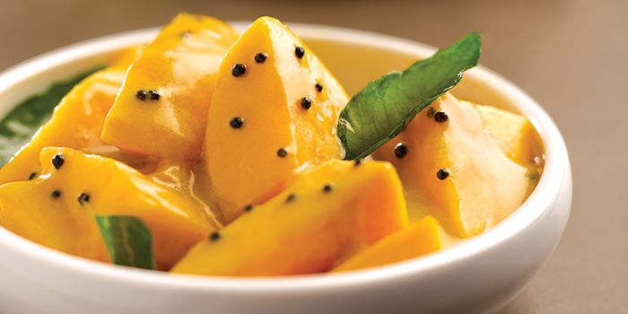 Mango Curry from Tandoor in Holiday Inn Singapore Orchard City Centre in Orchard, Singapore