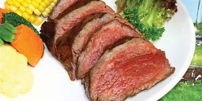 Tenderloin Slices, Pampas Argentinian Steak House, Soho, Hong Kong