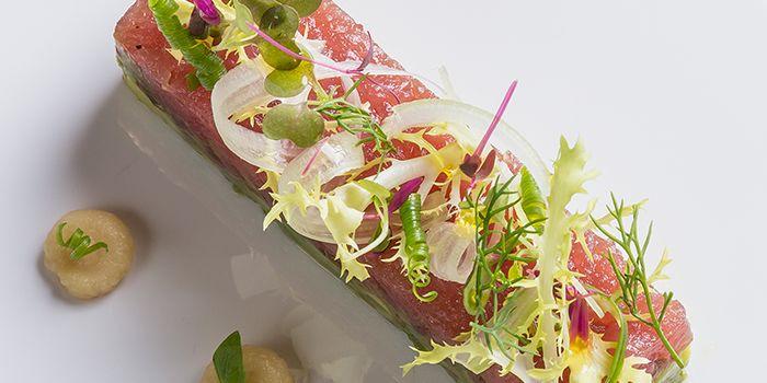 Tuna Tartare from Biscotti at Anantara Siam in Ratchadamri, Bangkok