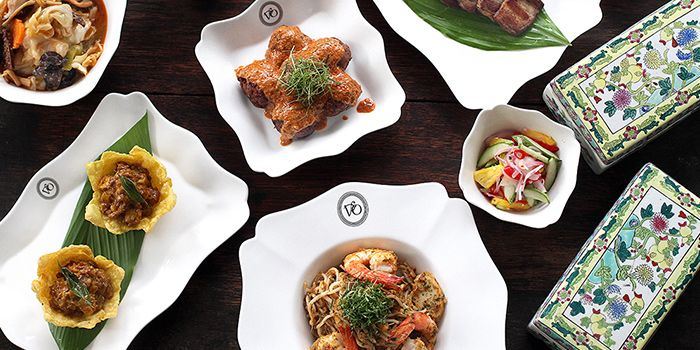 Long Table Meal from Violet Oon Singapore in Bukit Timah, Singapore