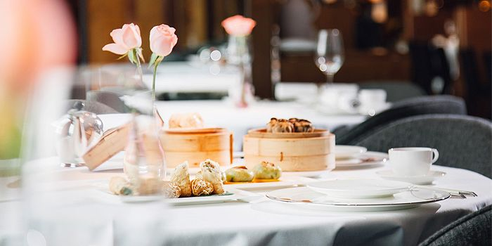 Dim Sum, Above & Beyond, Hotel Icon, Tsim Sha Tsui East, Hong Kong