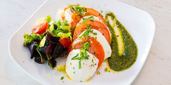 Caprese Salad from 1 Tyrwhitt Bistro Bar in Kallang, Singapore
