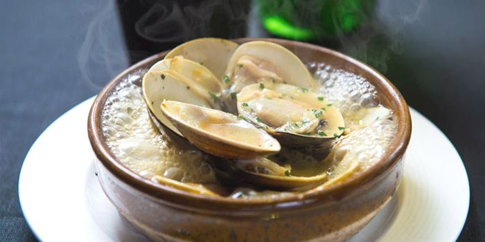 Clams in Green Sauce, Sabor, Sheung Wan, Hong Kong