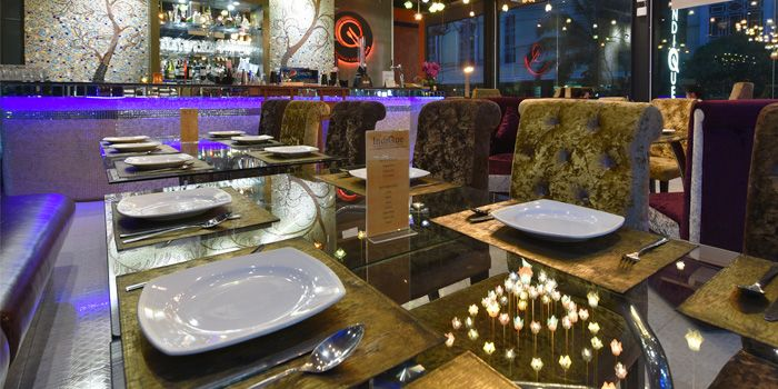 Dining Table from Indique Gastrobar & Restaurant on Sukhumvit 22