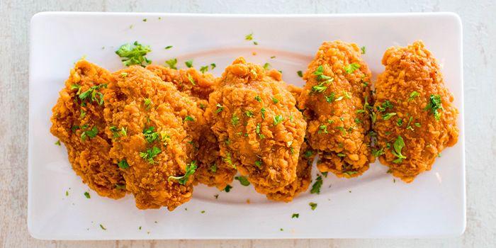 Fried Chicken from 1 Tyrwhitt Bistro Bar in Kallang, Singapore