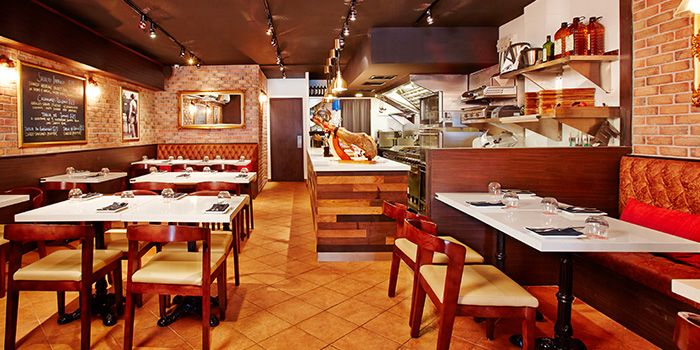 Interior Shot of My Little Spanish Place (Boat Quay) in Boat Quay, Singapore