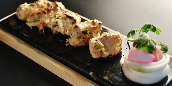 Murg Malai Tikka from Indique Gastrobar & Restaurant on Sukhumvit 22