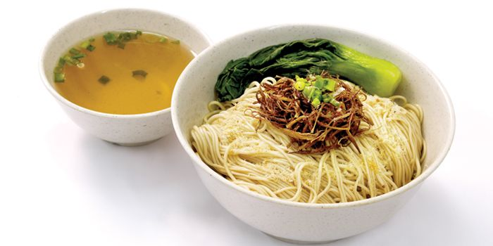 Plain La Mien from Swee Choon Tim Sum Restaurant in Jalan Besar, Singapore