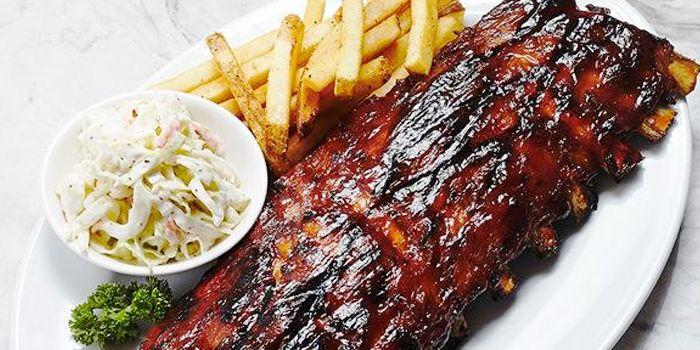 Rib Steak from The U.S. Steakhouse on Sukhumvit Soi 16