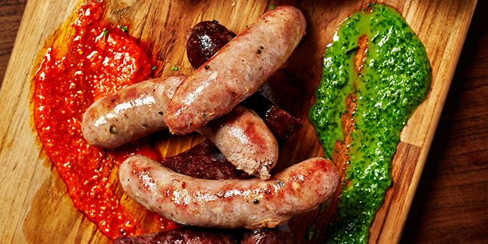 Sausages from My Little Spanish Place (Boat Quay) in Boat Quay, Singapore