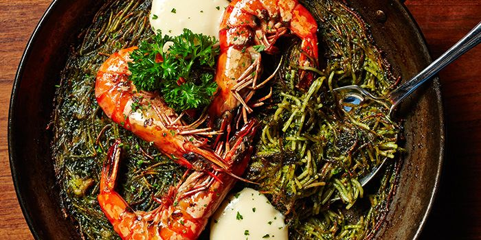 Seafood Pan from My Little Spanish Place (Boat Quay) in Boat Quay, Singapore