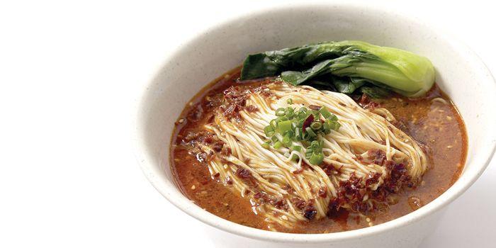 Spicy La Mien from Swee Choon Tim Sum Restaurant in Jalan Besar, Singapore