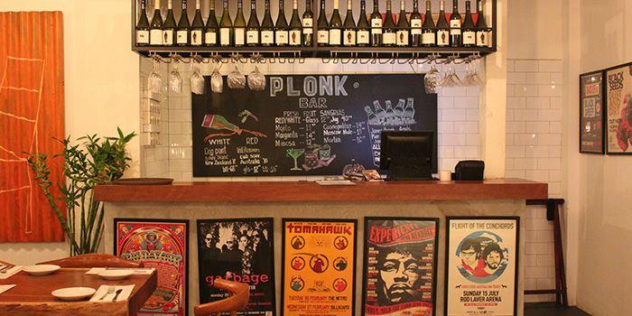Bar of PLONK in Serangoon, Singapore