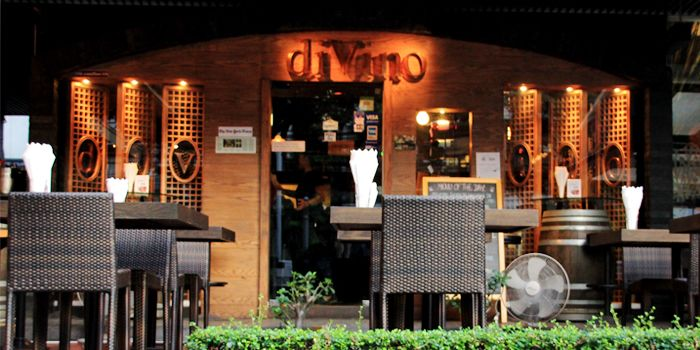 Exterior from diVino Bangkok on Thonglor Soi 16