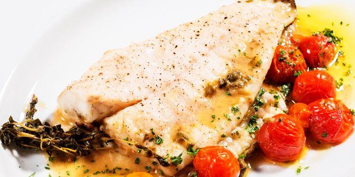 Fish from diVino Bangkok on Thonglor Soi 16