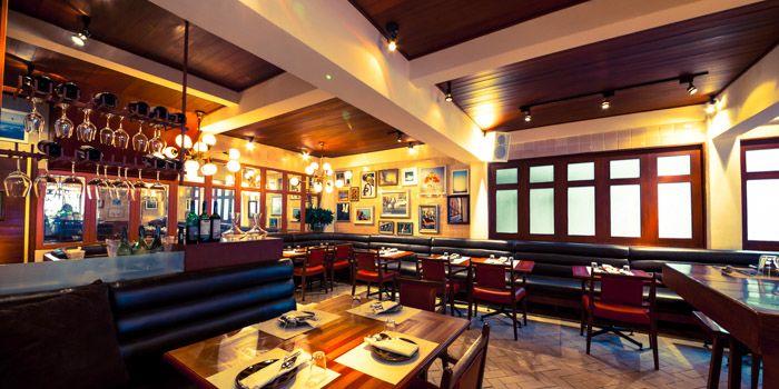 Interior from Lady Brett in Sathorn, Bangkok