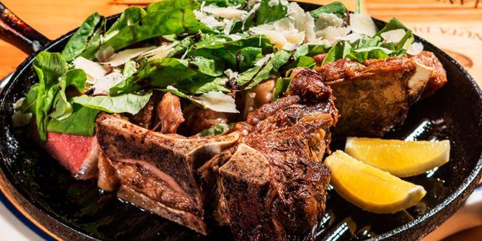 Main Dish from diVino Bangkok on Thonglor Soi 16