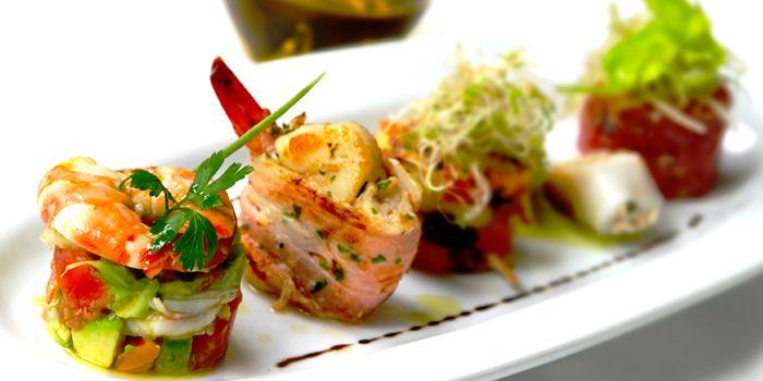 Shrimp Avocado from Gianni Ristorante in Ploenchit, Bangkok