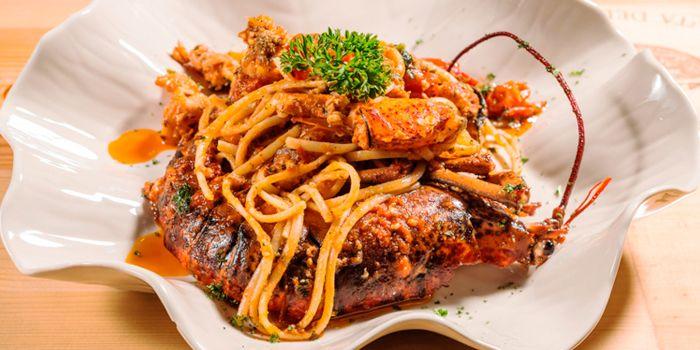 Shrimp from diVino Bangkok on Thonglor Soi 16