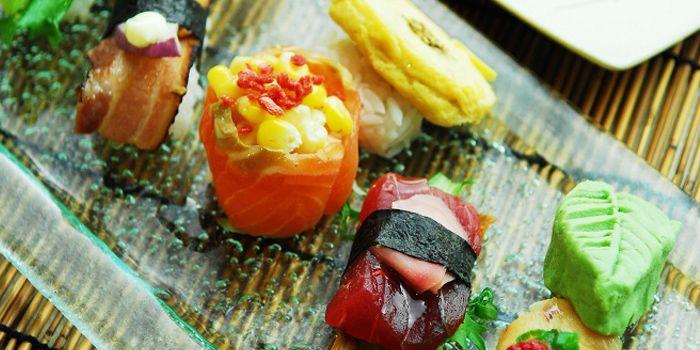 Sushi from Shin Minori Japanese Restaurant @ Katong Square in East Coast, Singapore