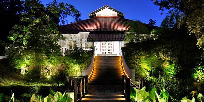 Exterior from Tamarind Hill in Telok Blangah, Singapore