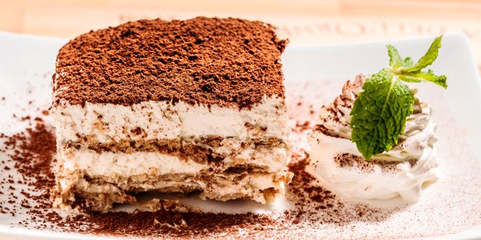 Tiramisu from diVino Bangkok on Thonglor Soi 16