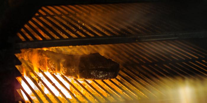 Tomahawk Steak from Lady Brett in Sathorn, Bangkok
