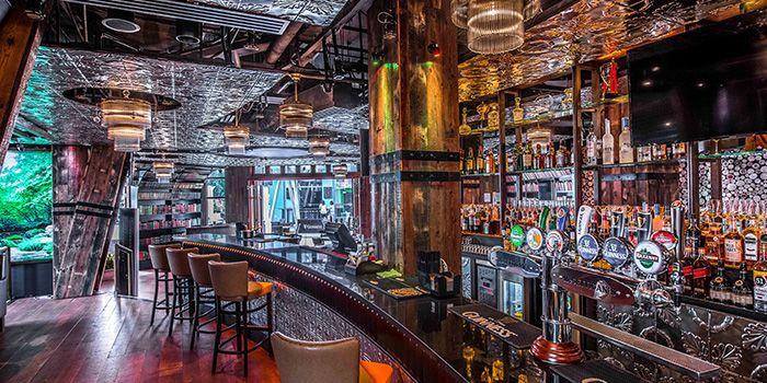 Bar Area of McGettigan