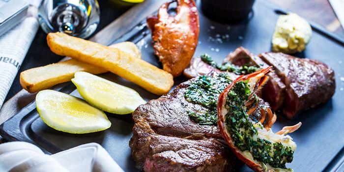 Beef from La Tavola & Wine Bar at Renaissance Bangkok Ratchaprasong Hotel in Ploenchit, Bangkok