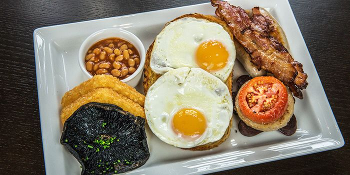Breakfast Platter from McGettigan