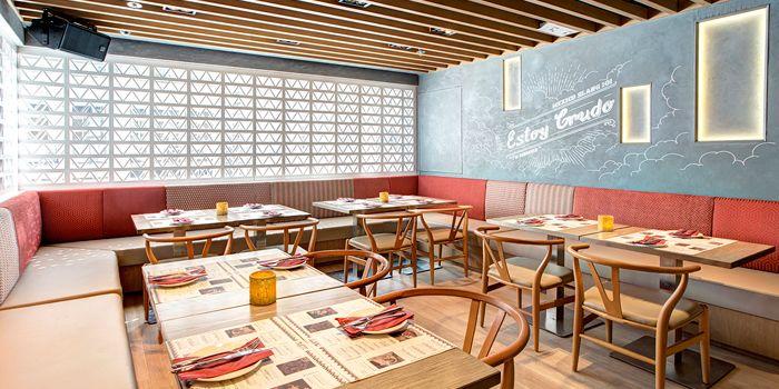Dining Area, Caliente, Tsim Sha Tsui, Hong Kong