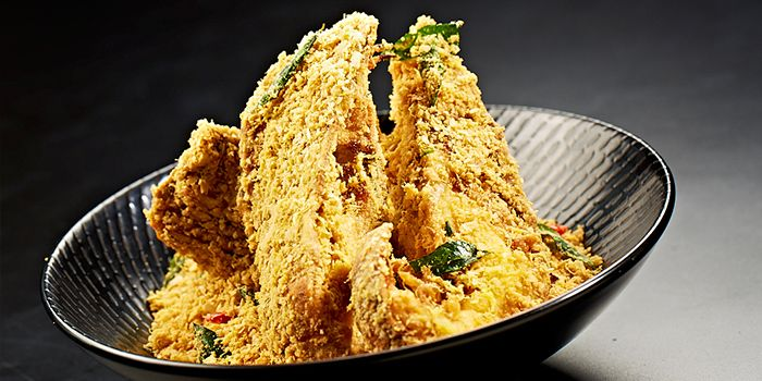 Cereal Crayfish from Home Of Seafood in East Coast, Singapore