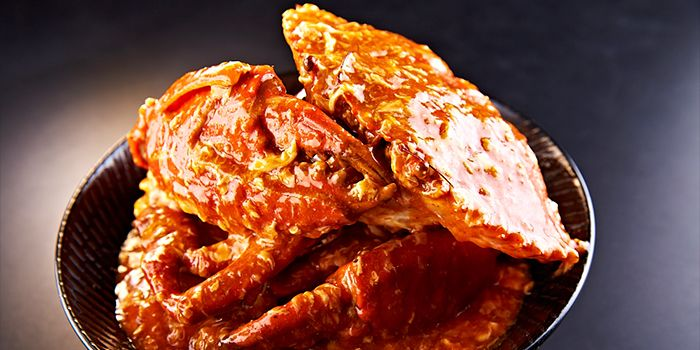 Chilli Crab from Home Of Seafood in East Coast, Singapore