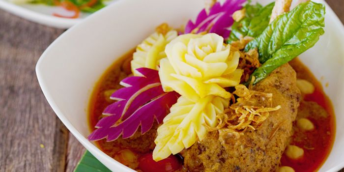 Curry from Apsara at Banyan Tree Bangkok in Sathorn, Bangkok