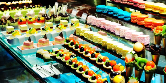 Dessert from Flavors at Renaissance Bangkok Ratchaprasong Hotel in Ploenchit, Bangkok