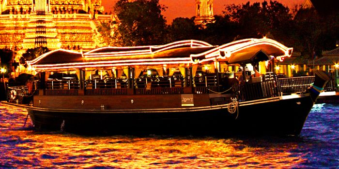 Dining Cruise from Apsara at Banyan Tree Bangkok in Sathorn, Bangkok