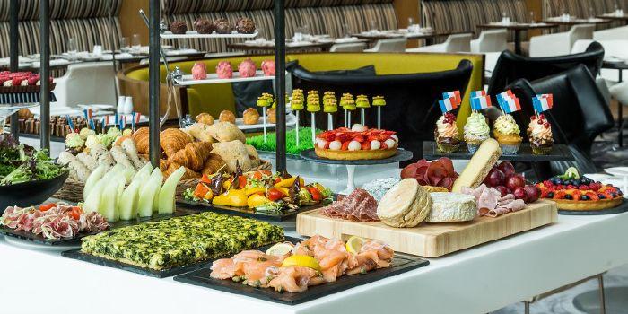 Weekend Semi-Buffet Brunch from GREEN in Hotel ICON in Tsim Sha Tsui East, Hong Kong