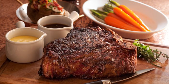 Porterhouse, Grand Hyatt Steakhouse, Wan Chai, Hong Kong