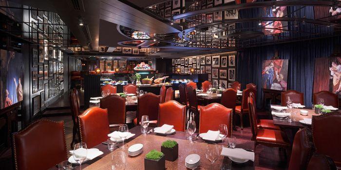 Upper Level Private Room, Grand Hyatt Steakhouse, Wan Chai, Hong Kong