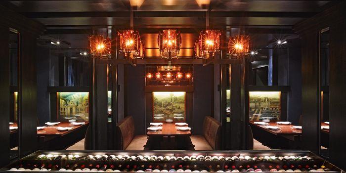 Wine Room, Grand Hyatt Steakhouse, Wan Chai, Hong Kong