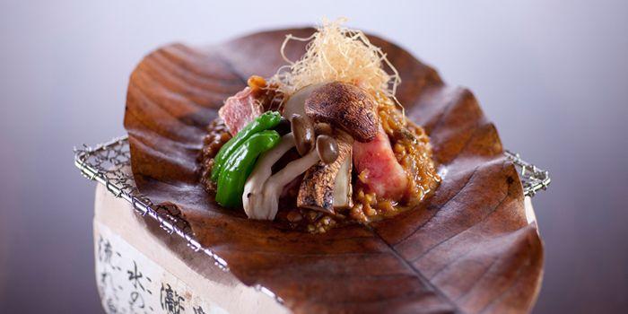 Grilled Japanese Beef, Kaetsu, Wan Chai, Hong Kong