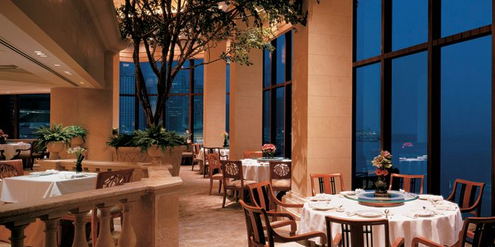 Dining Area, One Harbour Road, Wan Chai, Hong Kong