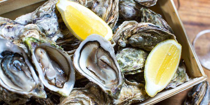 Oysters from Flavors at Renaissance Bangkok Ratchaprasong Hotel in Ploenchit, Bangkok