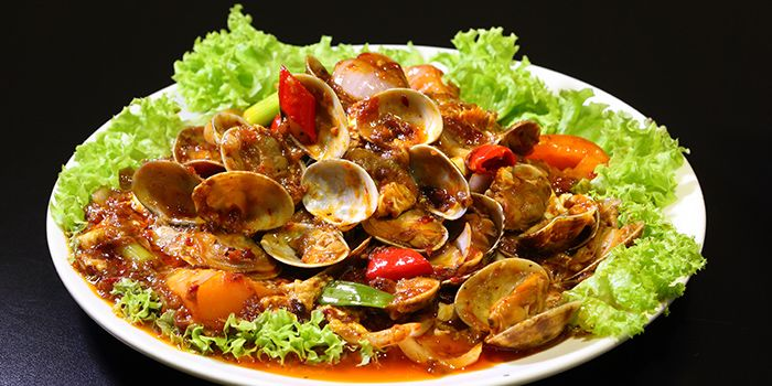 Sambal La La from Home Of Seafood in East Coast, Singapore
